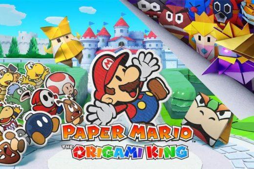 纸片马力欧:折纸国王/Paper Mario: Origami King