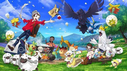 宝可梦:剑盾/Pokémon Sword and Pokémon Shield