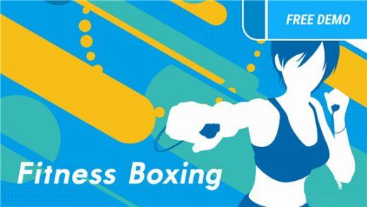 健身拳击/Fitness Boxing