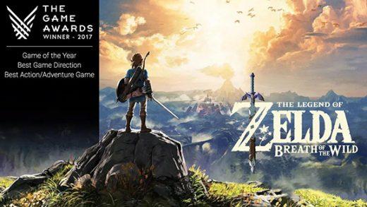 塞尔达传说:旷野之息/The Legend of Zelda: Breath of the Wild