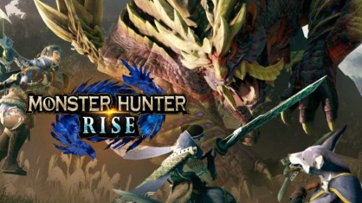 怪物猎人:崛起 MONSTER HUNTER RISE