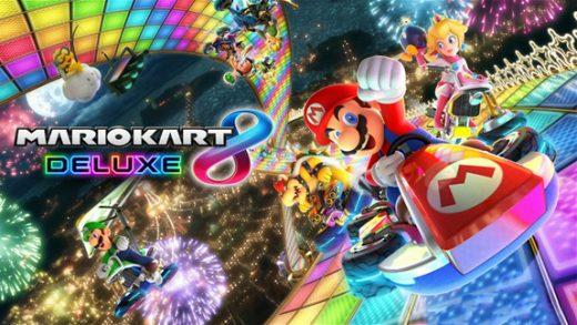 马力欧卡丁车8 豪华版/Mario Kart 8 Deluxe