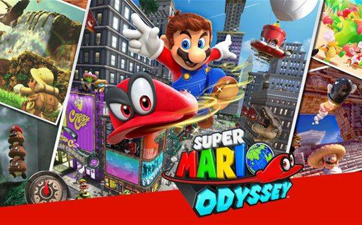 超级马力欧:奥德赛/Super Mario Odyssey