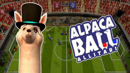 羊驼球:全明星 Alpaca Ball: Allstars