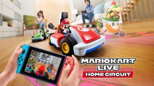 马力欧卡丁车 Live 屋内巡回赛 Mario Kart Live: Home Circuit