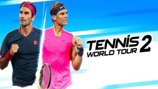 世界网球巡回赛2 Tennis World Tour 2