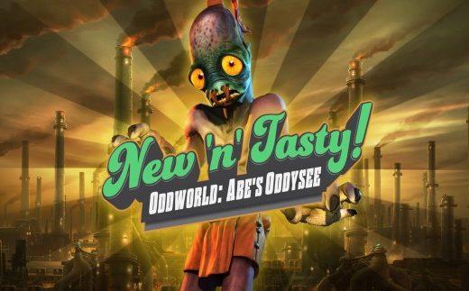 奇异世界:新鲜可口/Oddworld: New 'n' Tasty