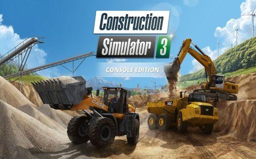 模拟建筑3:主机板版/Construction Simulator 3 - Console Edition