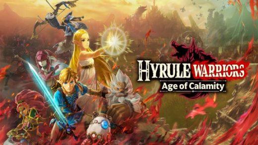 塞尔达无双:灾厄启示录 Hyrule Warriors: Age of Calamity