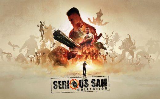 英雄萨姆 合集版/Serious Sam Collection