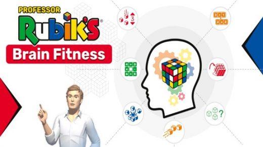 鲁比克教授的大脑健康/Professor Rubik's Brain Fitness