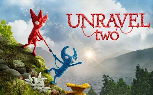 毛线小精灵2/Unravel Two
