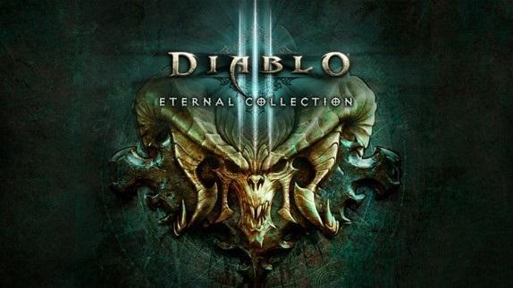 暗黑破坏神 III:永恒之战版 Diablo III: Eternal Collection