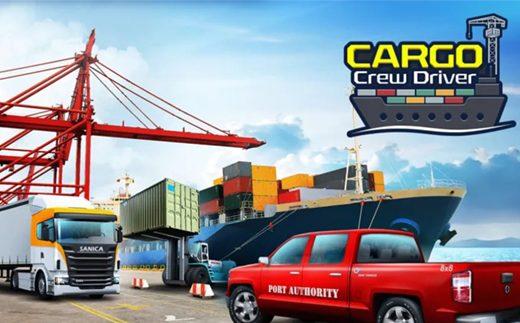 货船司机/Cargo Crew Driver