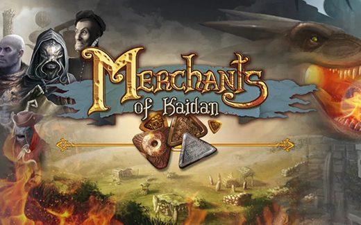 商人怪谈/Merchants of Kaidan