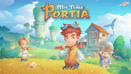 波西亚时光 My Time at Portia