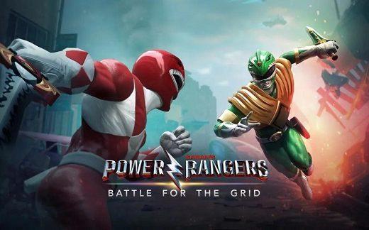 超凡战队:能量之战/Power Rangers: Battle for the Grid