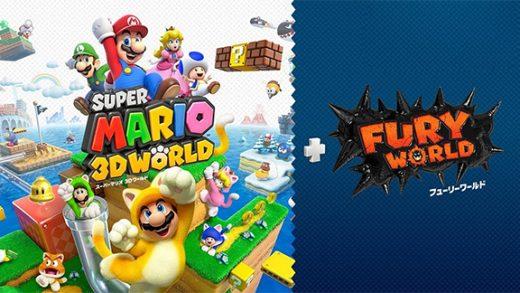 超级马力欧3D世界+狂怒世界/Super Mario 3D World + Bowser's Fury