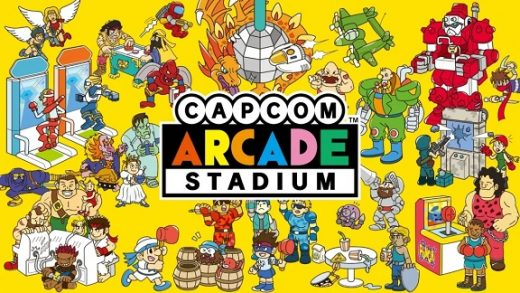 卡普空街机馆 Capcom Arcade Stadium