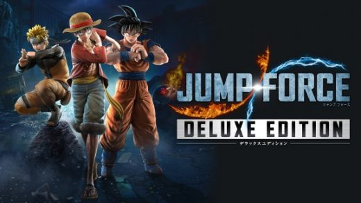 JUMP力量 豪华版 JUMP FORCE - Deluxe Edition