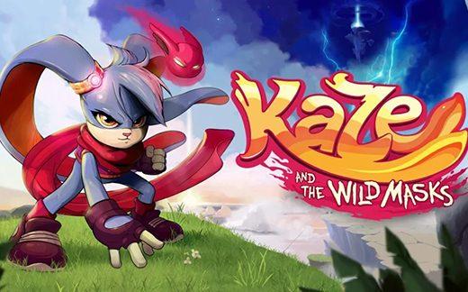 风和狂野面具 Kaze and the Wild Masks