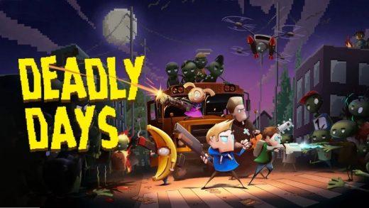 死亡日/Deadly Days