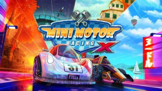 迷你赛车X Mini Motor Racing X