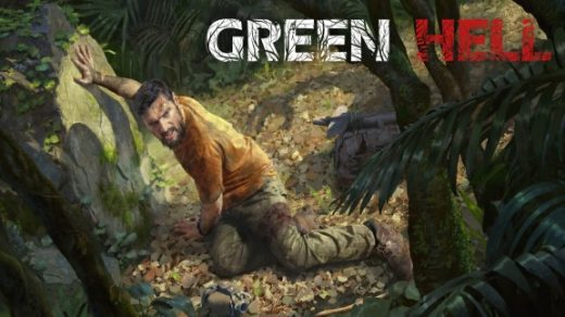 绿色地狱/Green Hell