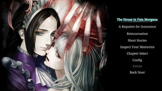 海市蜃楼之馆:亡灵之梦/The House in Fata Morgana: Dreams of the Revenants Edition