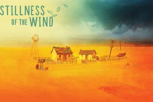 寂静的风/The Stillness of the Wind