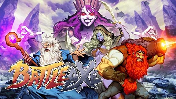 战斧/Battle Axe