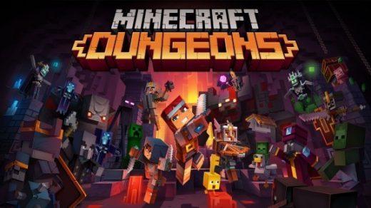 我的世界:地下城 Minecraft Dungeons