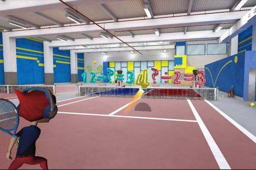 速成运动网球 INSTANT SPORTS TENNIS