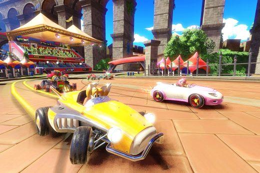 索尼克团队竞速 Team Sonic Racing