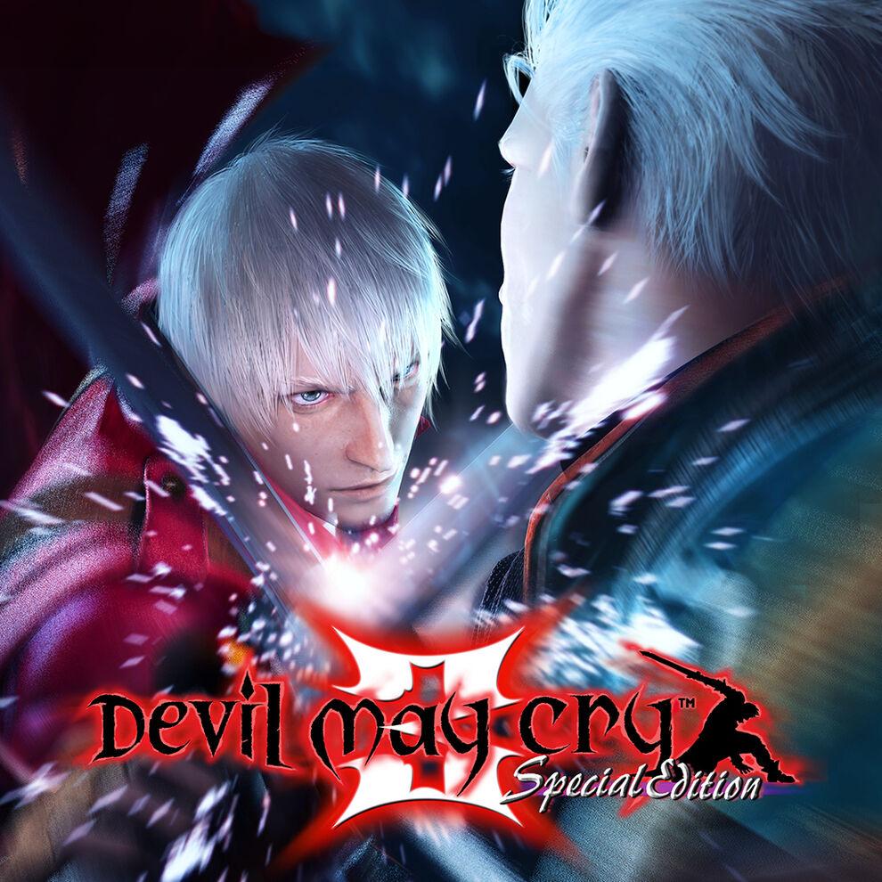 鬼泣3:特别版 Devil May Cry 3 Special Edition