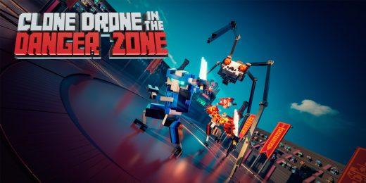 机器人角斗场 Clone Drone in the Danger Zone