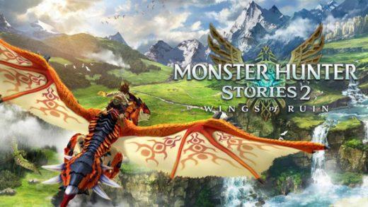 怪物猎人物语2:毁灭之翼 Monster Hunter Stories 2: Wings of Ruin
