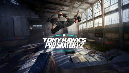 托尼・霍克专业滑板1+2 Tony Hawk's Pro Skater 1 + 2