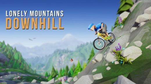 孤山:下山 Lonely Mountains: Downhill