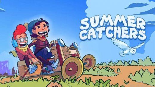 夏日追逐者 Summer Catchers