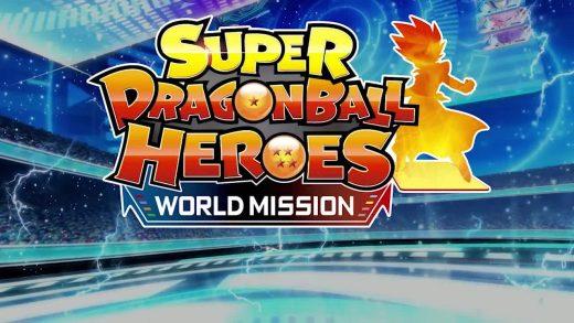 超龙珠英雄 世界任务 SUPER DRAGON BALL HEROES WORLD MISSION