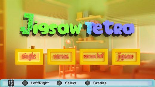 Jigsaw Tetra
