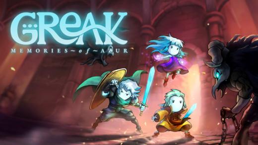 格瑞克:蓝色的记忆 Greak: Memories of Azur
