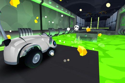 机器老鼠:逃离猫实验室 MouseBot: Escape From CatLab