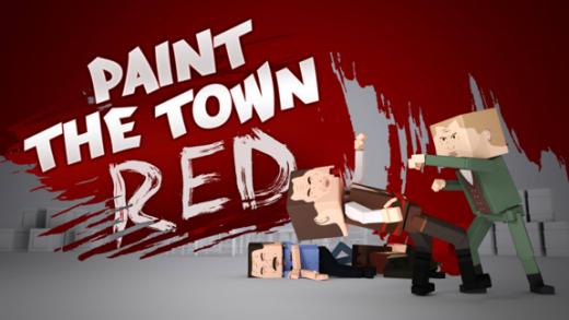 血染小镇 Paint the Town Red
