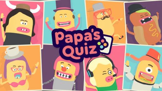 爸爸的问答 Papa's Quiz