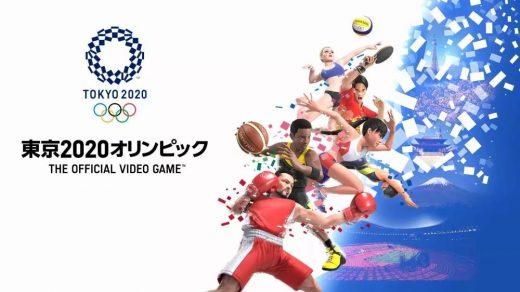 2020 东京奥运会 Olympic Games Tokyo 2020 – The Official Video Game