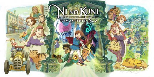 二之国:白色圣灰的女王 Ni No Kuni Remastered: Wrath of the White Witch