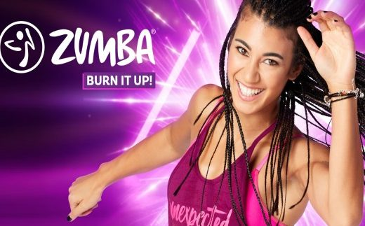 尊巴健身 Zumba Burn It Up