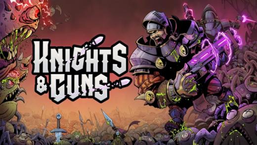 骑士与枪支 Knights Guns